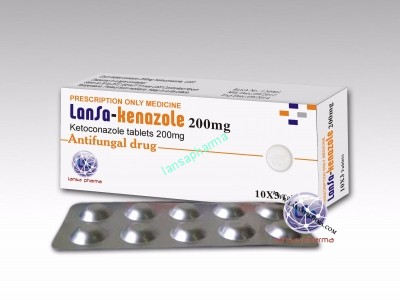 Ketoconazole Tablets 200mg