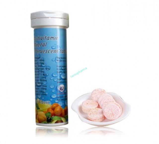 Multivitamin Mineral effervescent tablet